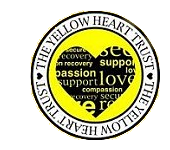 YHT logo Yellow Heart