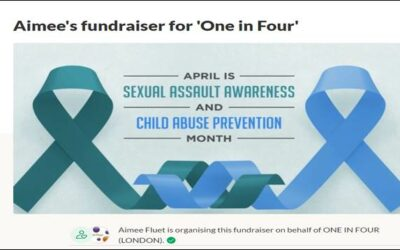 Aimee Fluet is organising this fundraiser on behalf of ONE IN FOUR